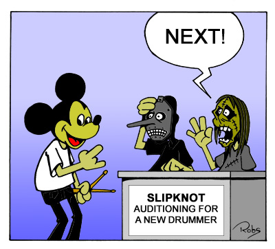 Slipknot-drummer-cartoon