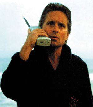 Michael Douglas Old Cell