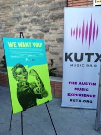 The Event Was A Collaboration Between NPR And KUT.